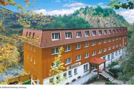 Waldhotel Am Ilsestein - hotel