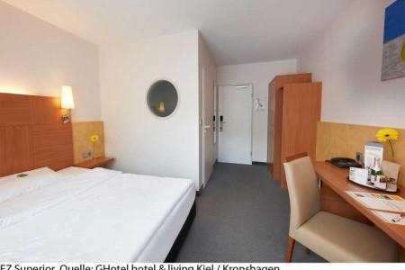 Ghotel Hotel & Living Kiel - Last Minute a dovolená