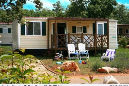 Mobile Homes Park Umag For Plava Laguna, Chorvatsko, Umag