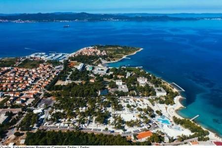 Falkensteiner Premium Camping Zadar - kempy