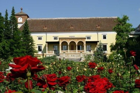 Hotel Schloss Weikersdorf Residenz & Spa - luxusní hotely