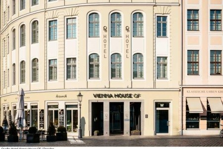 Hotel Vienna House Qf Dresden **** Sup. - hotel
