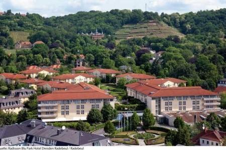 Radisson Blu Park Hotel & Conference Centre Dresde - v červnu