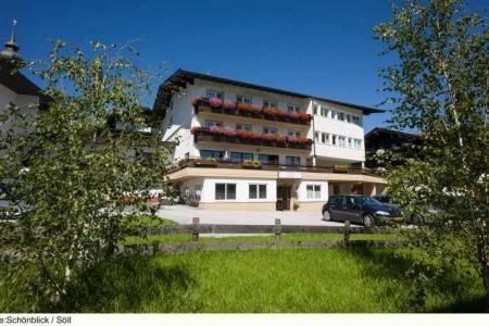 Hotel Schönblick - v srpnu