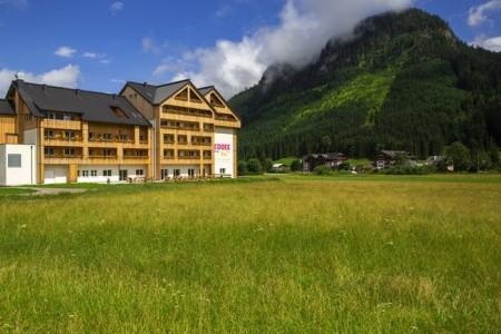 Cooee Alpin Dachstein - v listopadu