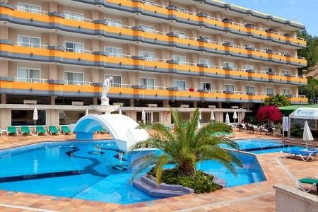 Hotel Sunna Park - v září