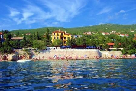 Pavilony Riviera New, Chorvatsko, Crikvenica