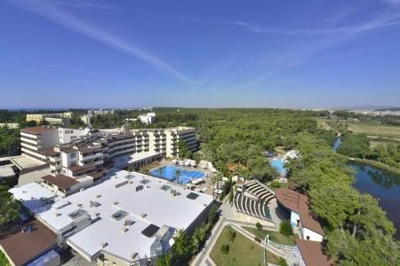 Linda Resort Hotel - Side - Turecko