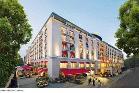 Hotel Grand Elysee Hamburg - super last minute