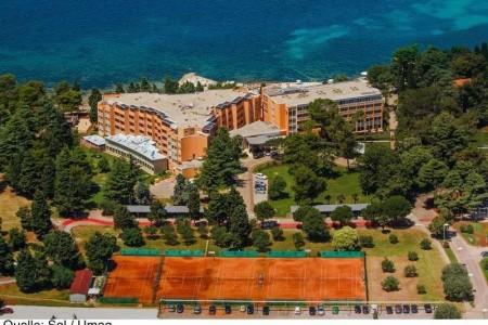 Hotel & Residence Sol Umag For Plava Laguna, Chorvatsko, Umag