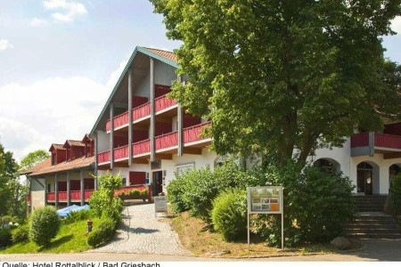 Apartmenthaus Rottalblick E.k. - apartmány