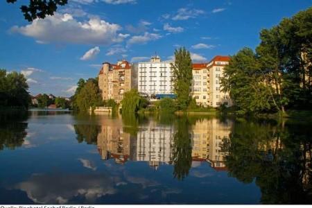 Ringhotel Seehof Berlin - luxusní dovolená