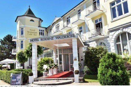 Hotel Residenz Waldkrone Kühlungsborn - Last Minute a dovolená