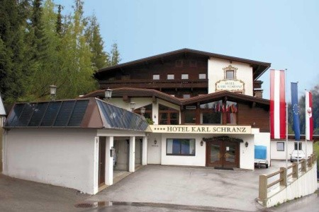 Hotel Karl Schranz Polopenze First Minute