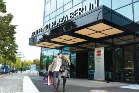 Hotel Riu Plaza Berlin - luxusní dovolená
