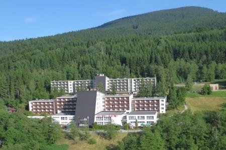 Wellness Hotel Dlouhé Stráně - Hlavní Budova