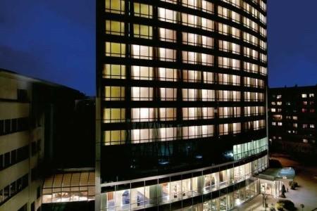 Lindner Congress Hotel Cottbus - v červenci