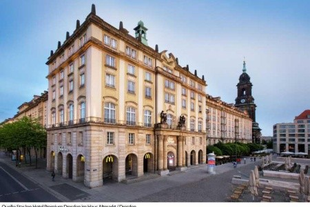 Star Inn Hotel Premium Dresden Im Haus Altmarkt, B - v listopadu