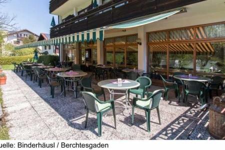 Hotel Binderhäusl All Inclusive First Minute