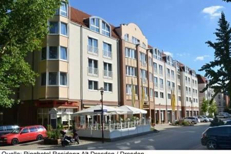 Ringhotel Residenz Alt Dresden - v listopadu