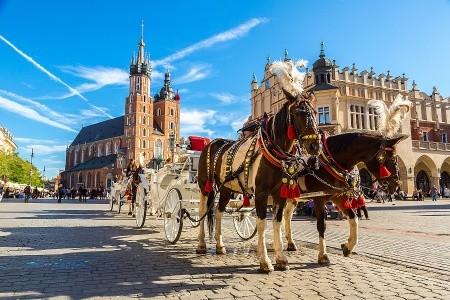 To nejlepší z Krakowa + WROCLAW (autobusem) - Zájezdy