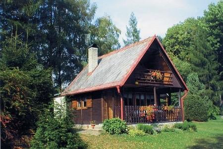 Chata Janovice U Kravař, Česká republika, Krušné Hory