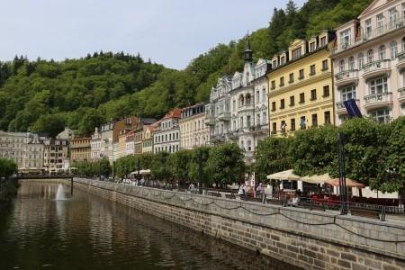Hotel Krásná Královna - Karlovy Vary pro seniory