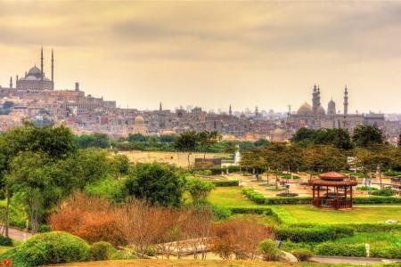 Víkend V Káhiře - Egypt  - dovolená