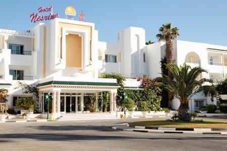 Hotel Nesrine - levně