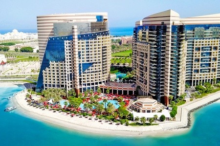 Hotel Khalidiya Palace Rayhaan By Rotana - luxusní dovolená