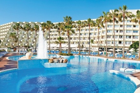 Hotel Hipotels Mediterraneo - snídaně