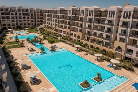 Samra Bay Resort - Egypt  letecky z Brna