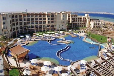 Tropitel Sahl Hasheesh - Luxusní dovolená