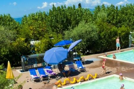 Hotel Camping Serenella*** - Bardolino - Itálie  v říjnu - slevy