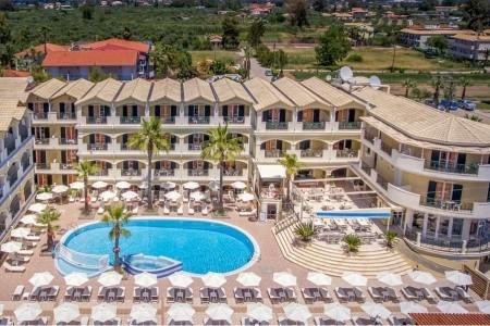 Zante Atlantis Hotel, Řecko, Zakynthos