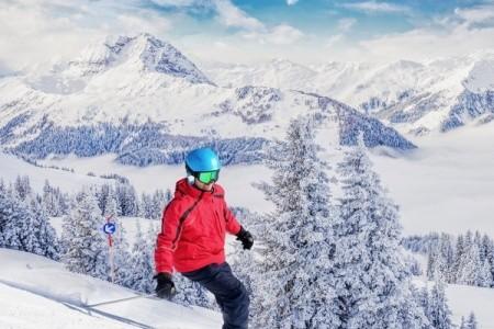 5 nejlepších lyžařských středisek v Rakousku