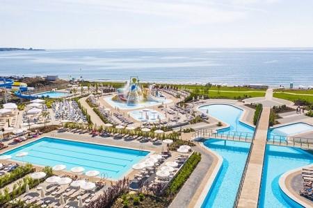 Hotel Wave Resort - Pomorie - recenze - Bulharsko