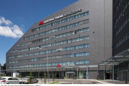 Austria Trend Hotel Doppio - hotely