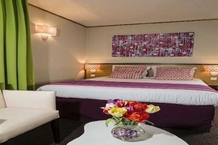 Hotel Paris Louis Blanc - letecky
