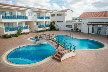 Cynthiana Beach Hotel, Kypr, Kissonerga