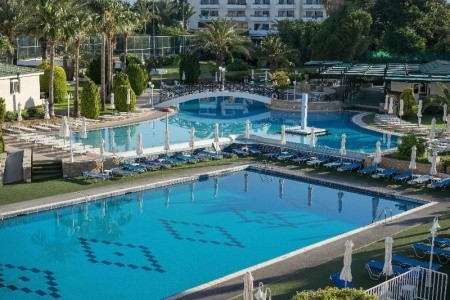 Aloe Hotel - v březnu
