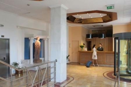 Best Western Museum Hotel - letecky