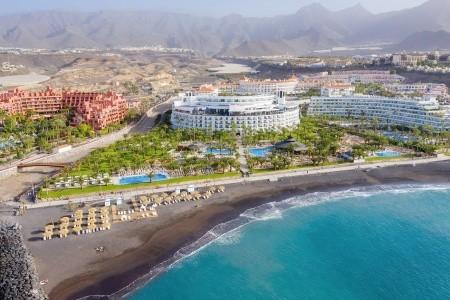 Riu Palace Tenerife - Kanárské ostrovy v únoru
