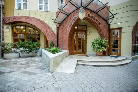 Budapešť - Hotel Corvin