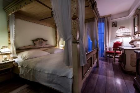 Budapešť - Hotel Sissi - v listopadu