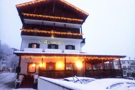 Hotel Alla Rocca *** Léto - Itálie v srpnu