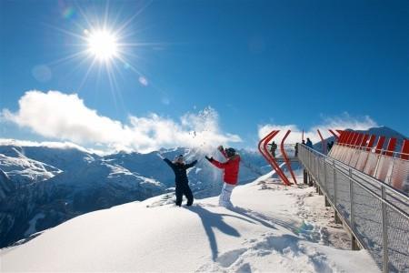 Jednodenní lyžování Bad Gastein - Autobusem