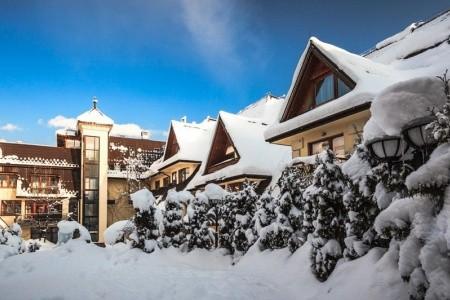 Zakopane, Hotel Belvedere Resort & Spa**** Autobus Polopenze