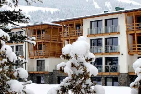 Thermenhotel Sendlhof Bad Hofgastein - Salcbursko - Rakousko