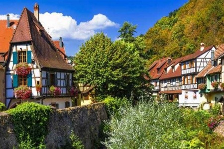 Prodloužený eurovíkend: malebné Alsasko a vinice s průvodcem - poznávací zájezdy